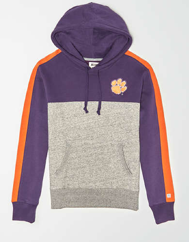 Tailgate Men's Clemson Tigers Fleece Hoodie