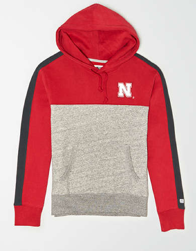 Tailgate Men's Nebraska Cornhuskers Fleece Hoodie