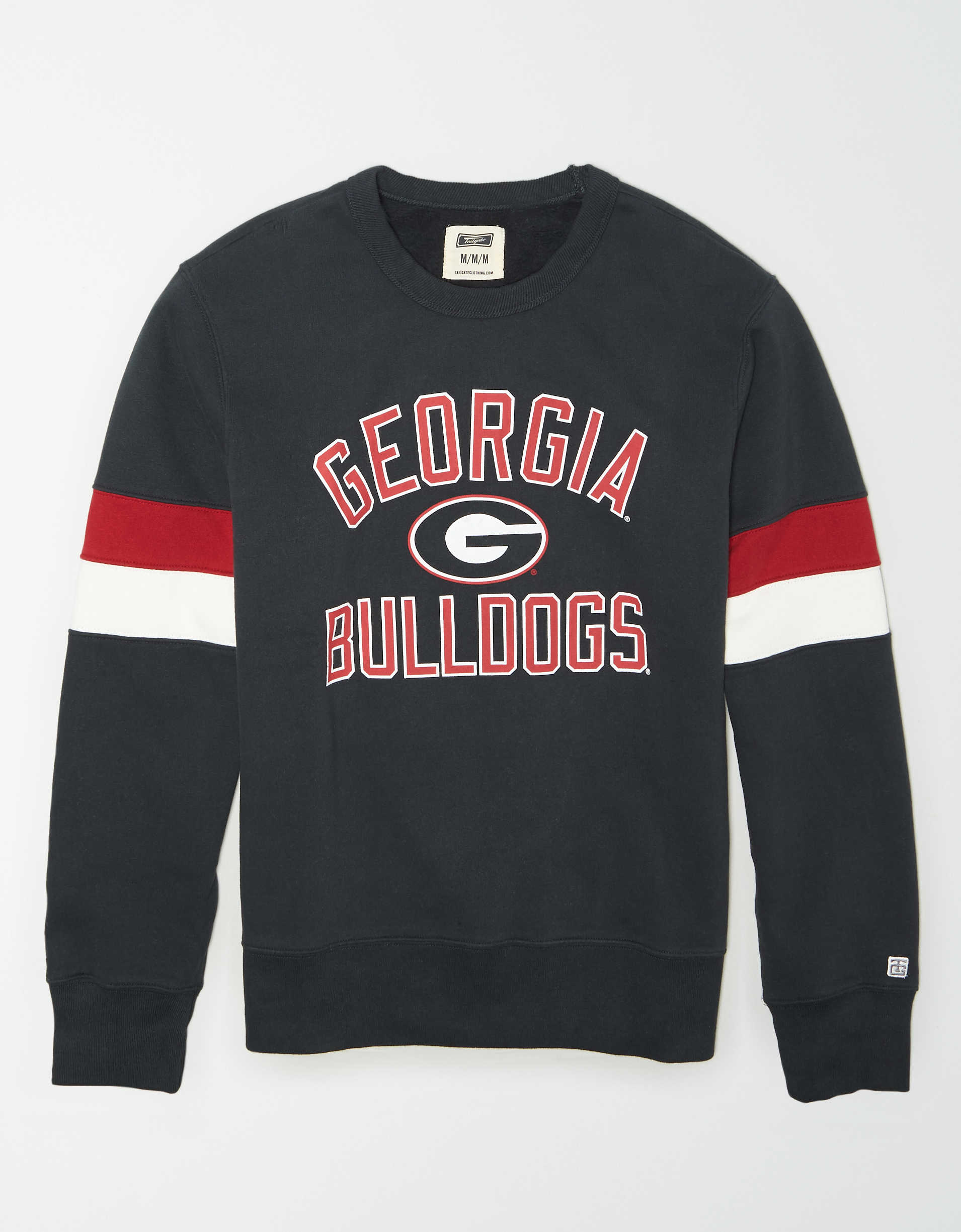 Tailgate Men's Georgia Bulldogs Fleece Sweatshirt