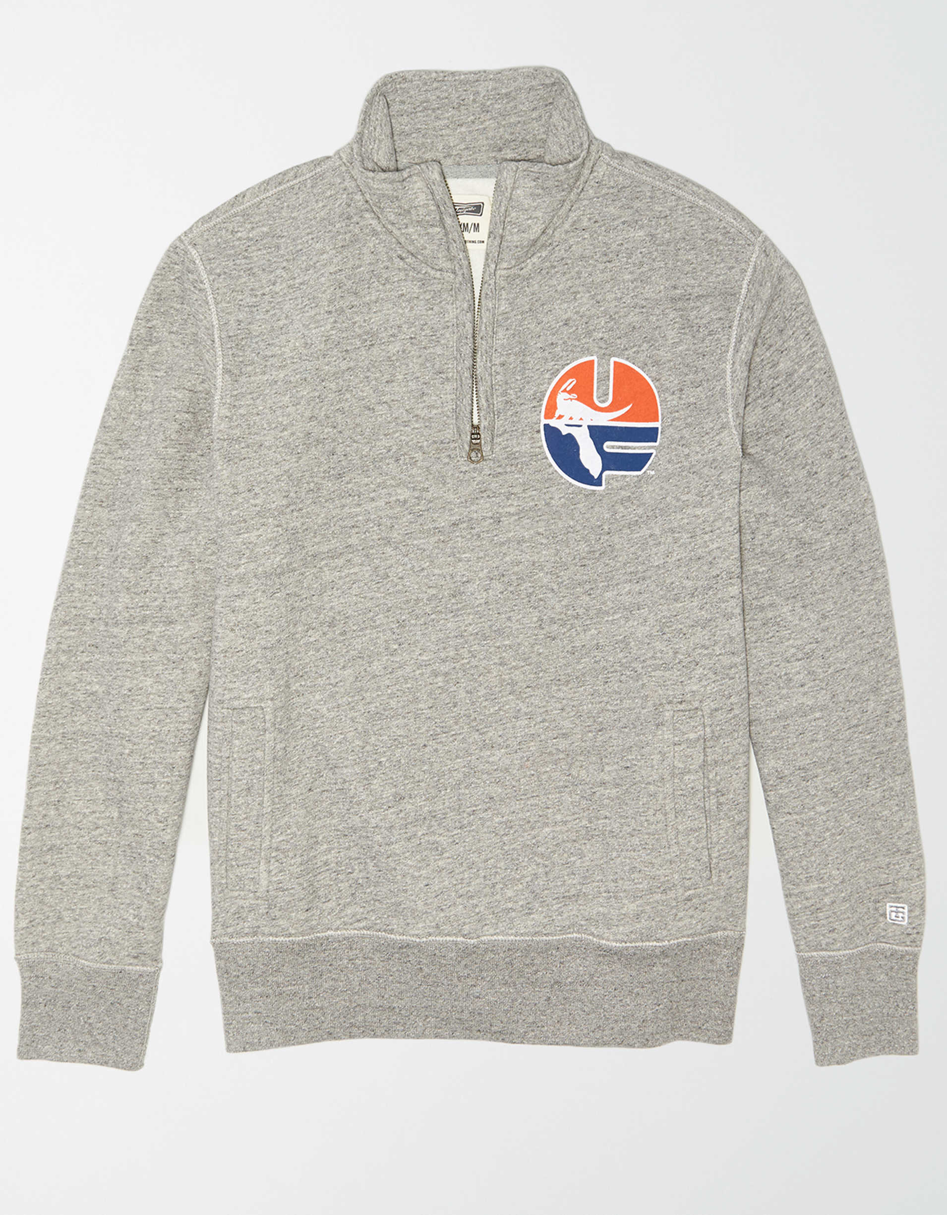 Tailgate Men's Florida Quarter Zip Sweatshirt