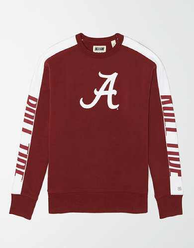 Tailgate Men's Alabama Crimson Tide Crew Sweatshirt