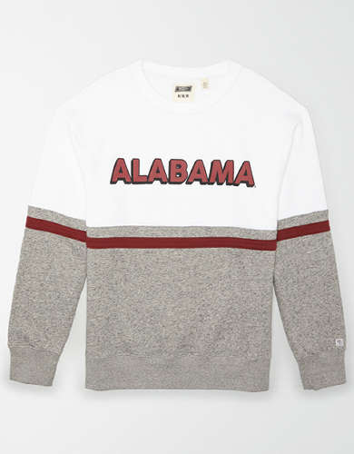 Tailgate Men's Alabama Colorblock Sweatshirt
