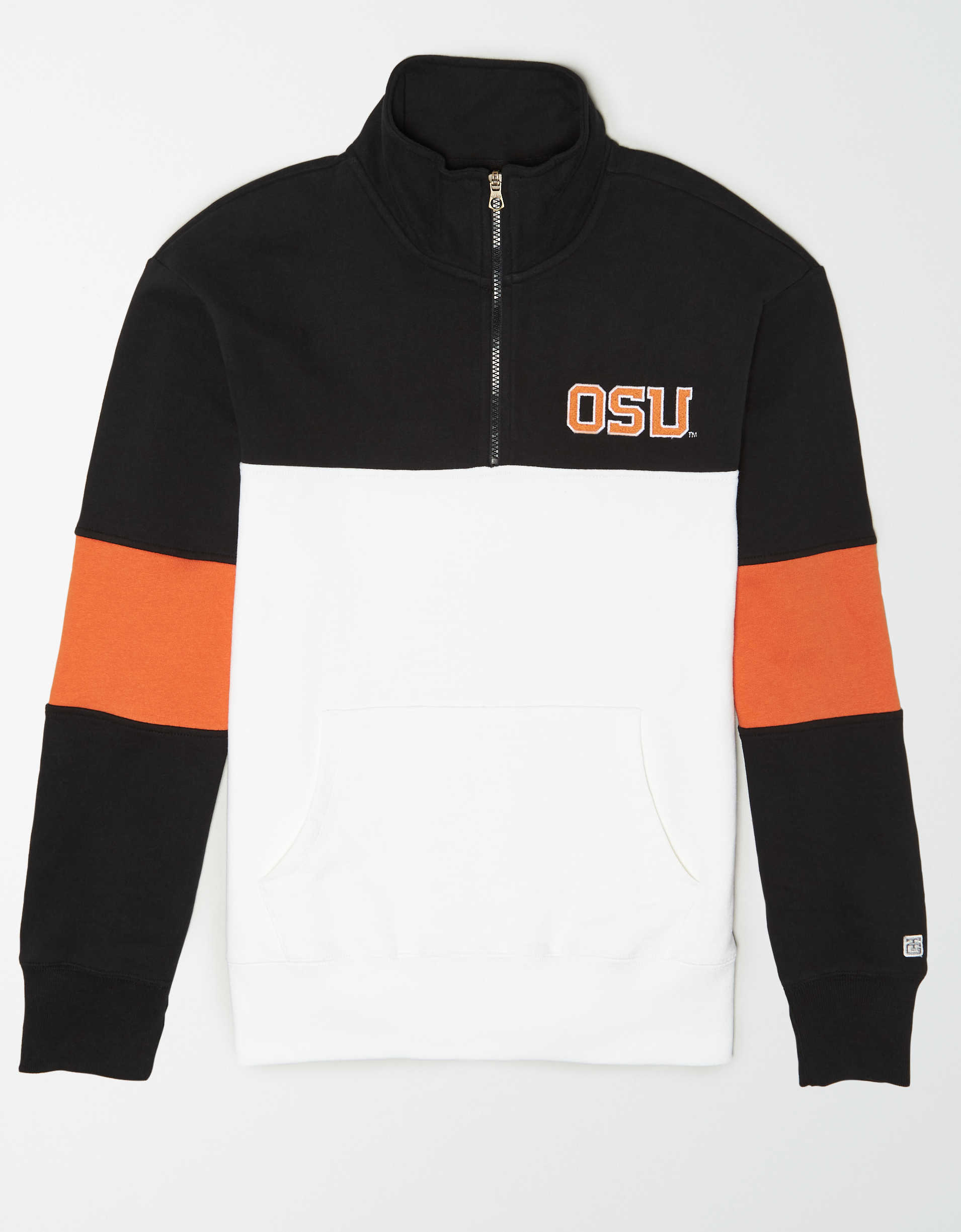Tailgate Men's Oregon State Beavers Quarter-Zip Sweatshirt