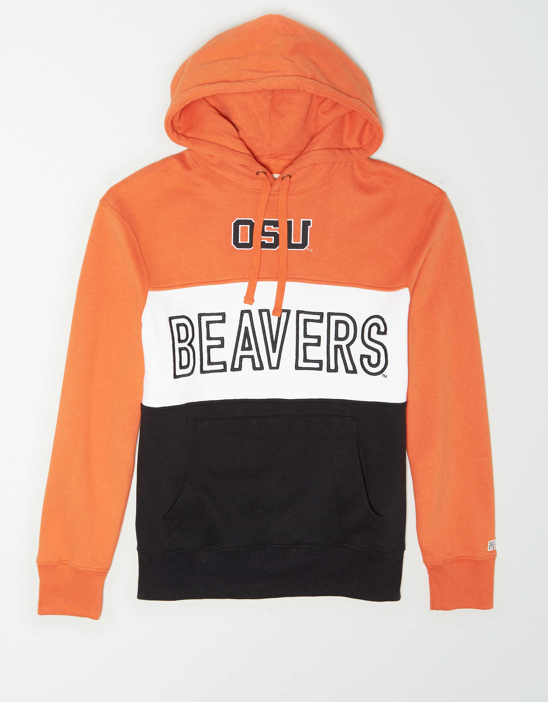 Tailgate Men's Oregon State Beavers Colorblock Hoodie