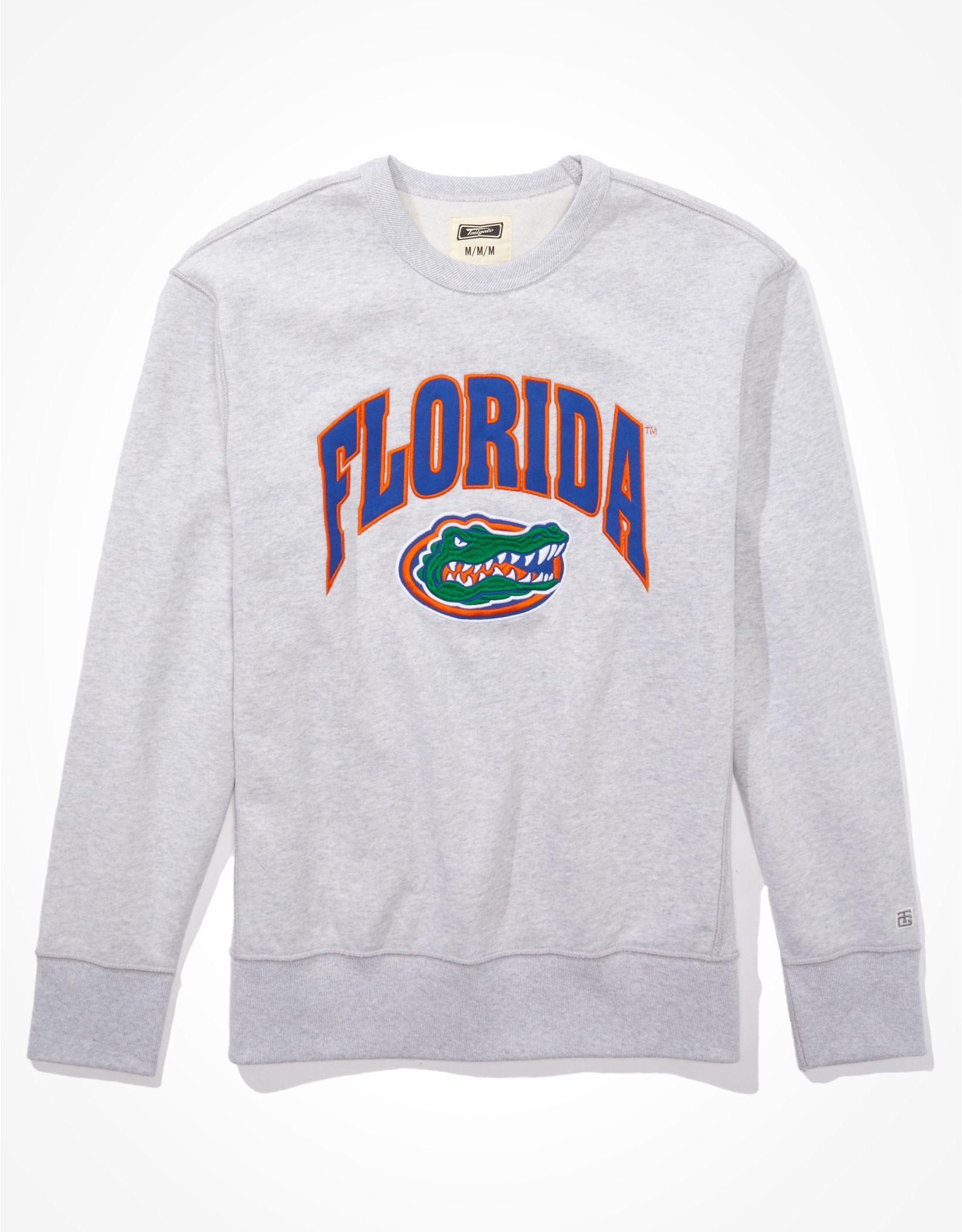 Tailgate Men's Florida Gators Crew Neck Sweatshirt