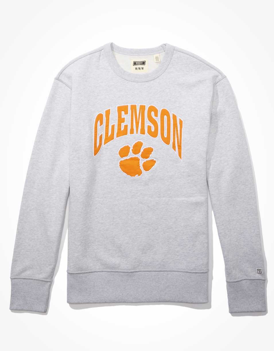 Tailgate Men's Clemson Tigers Graphic Sweatshirt
