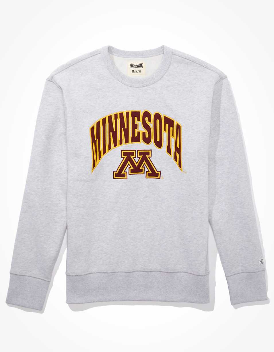 Tailgate Men's Minnesota Gophers Crew Neck Sweatshirt