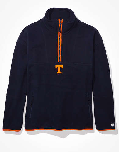 Tailgate Men's Tennessee Volunteers Microfleece Quarter-Zip