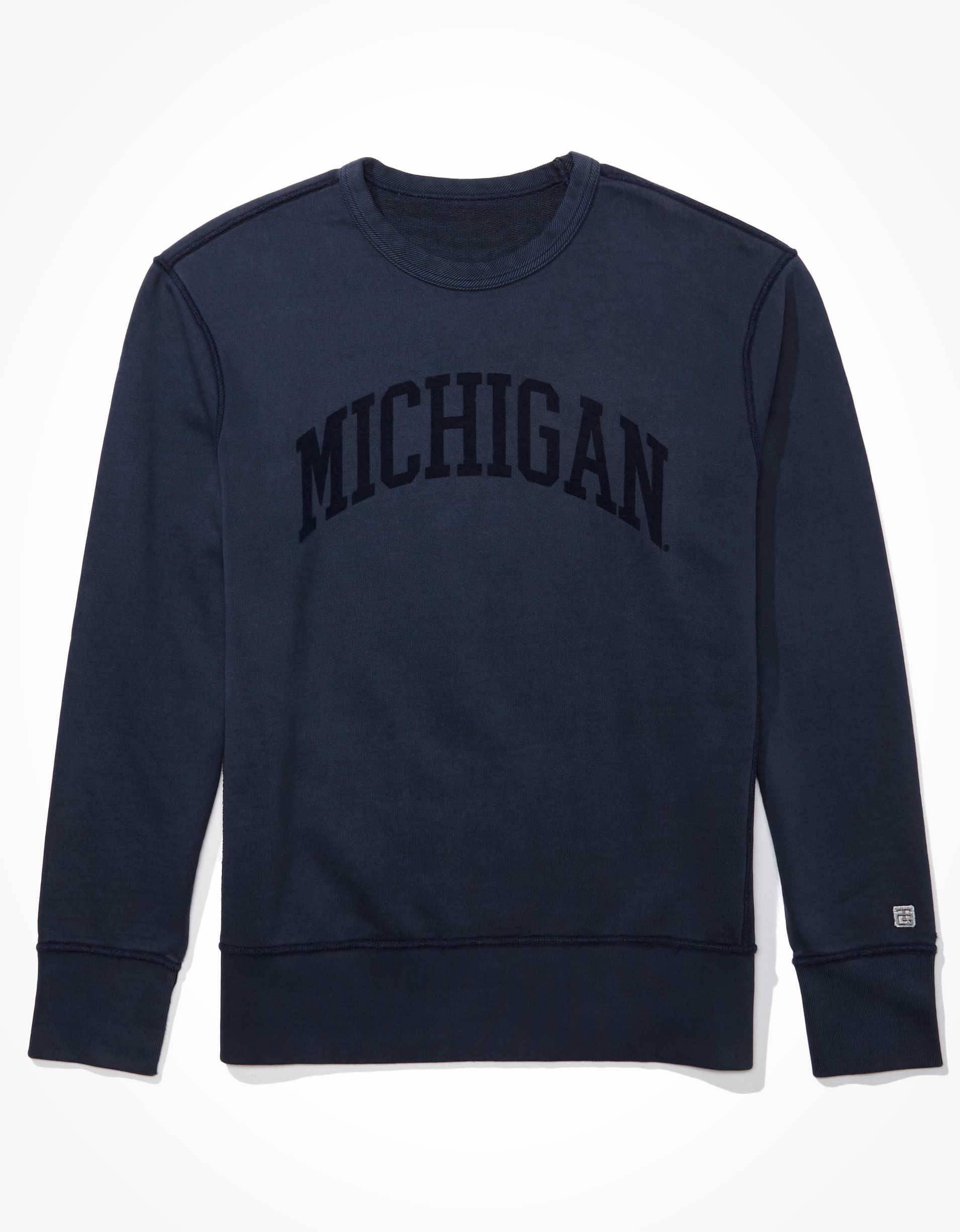 Tailgate Men's Michigan Tonal Graphic Sweatshirt