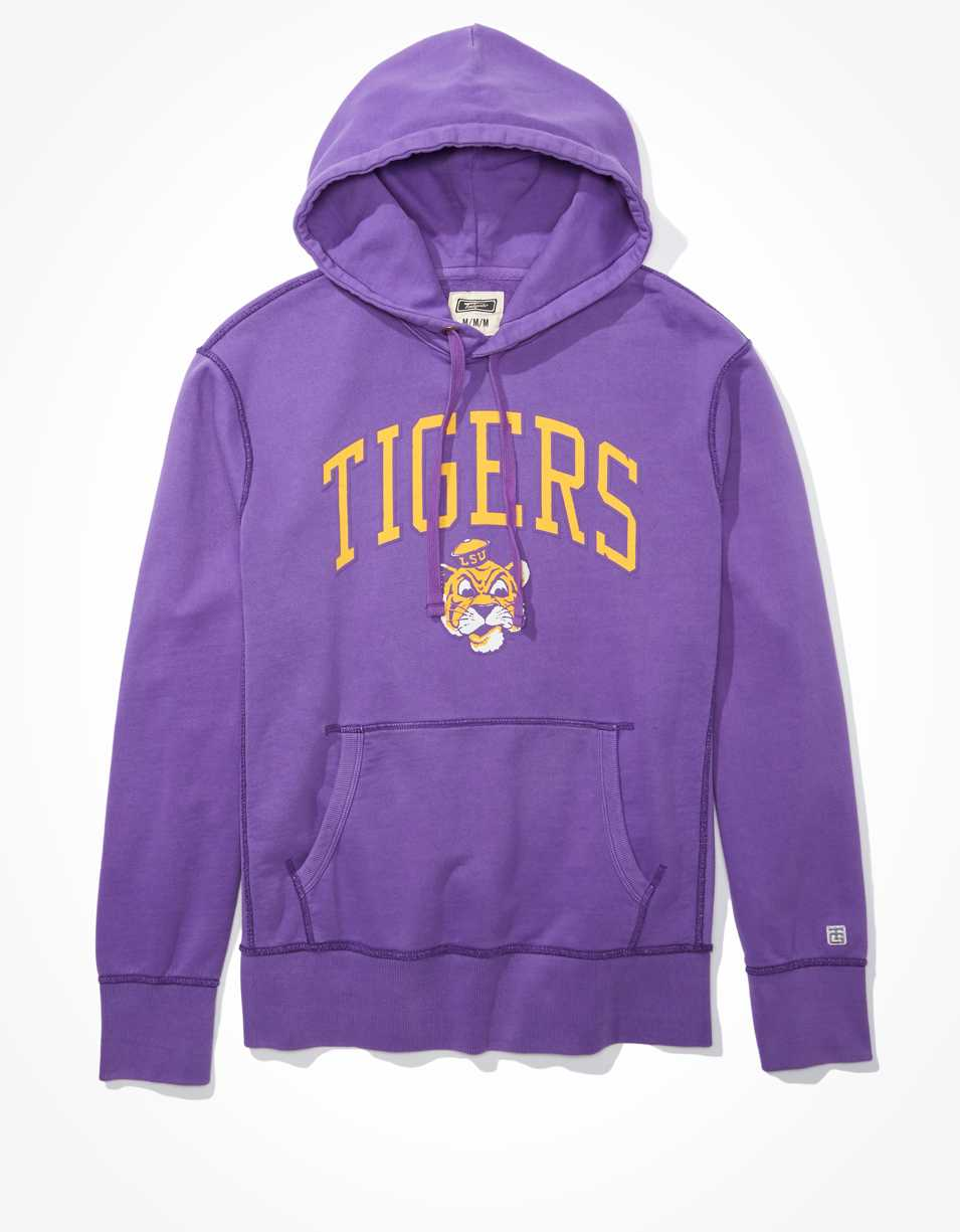 Tailgate Men's LSU Tigers Graphic Hoodie
