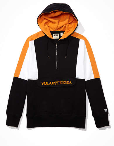 Tailgate Men's Tennessee Volunteers Anorak Hoodie