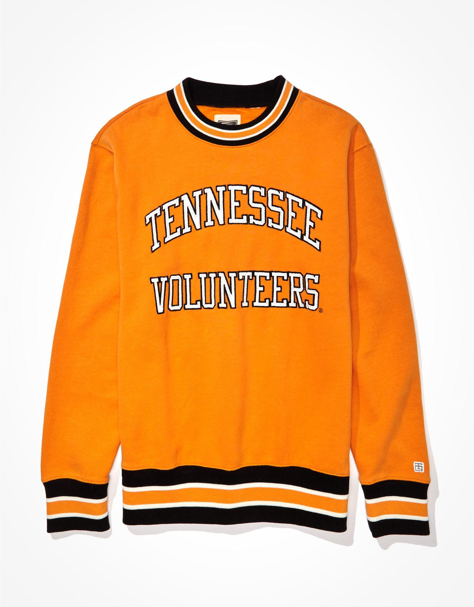 Tailgate Men's Tennessee Vols Tipped Fleece Sweatshirt