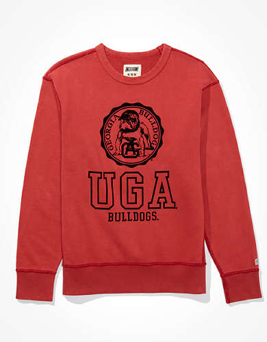 Tailgate Men's Georgia Bulldogs Terry Fleece Sweatshirt
