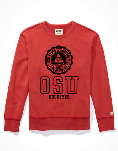 Tailgate Men's OSU Buckeyes Terry Fleece Sweatshirt