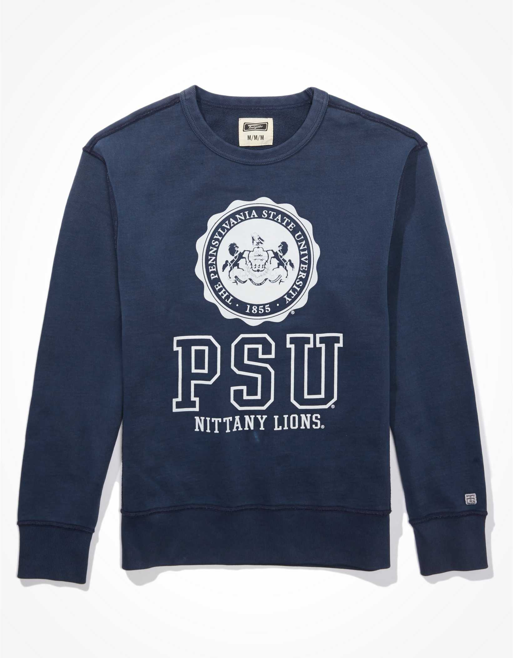 Tailgate Men's PSU Nittany Lions Terry Fleece Sweatshirt