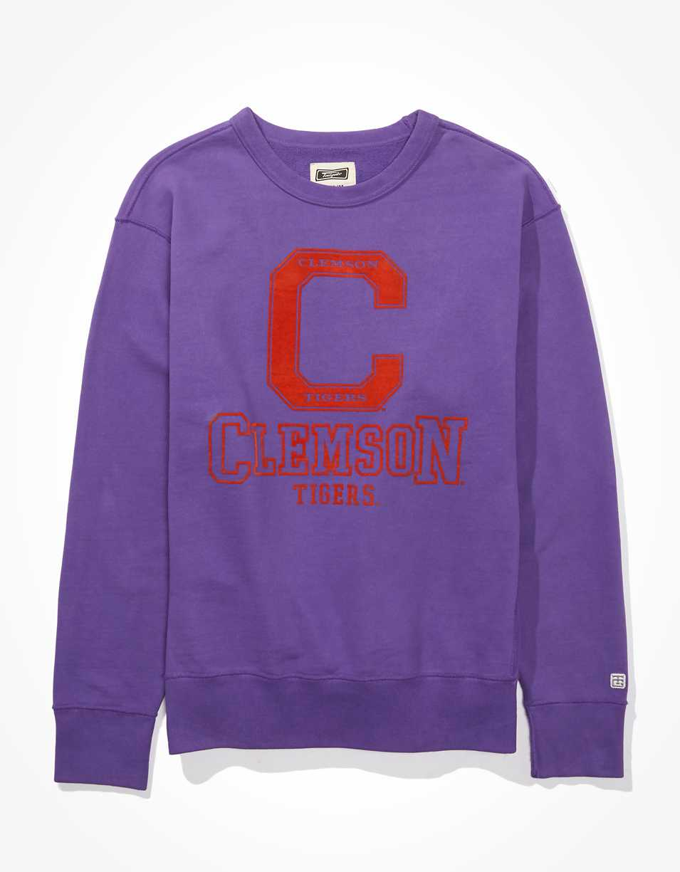 Tailgate Men's Clemson Tigers Terry Fleece Sweatshirt