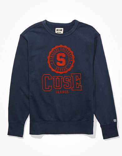 Tailgate Men's Syracuse Orange Terry Fleece Sweatshirt