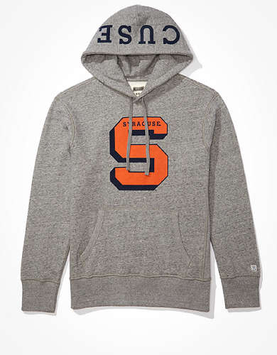 Tailgate Men's Syracuse Orange Fleece Hoodie