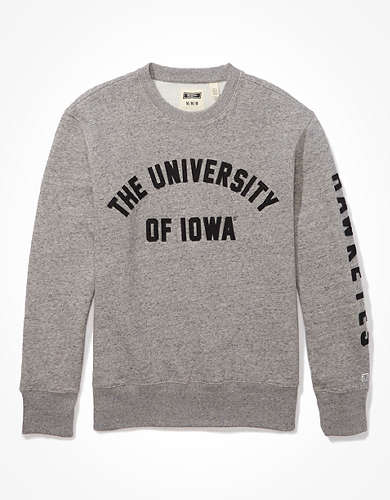 Tailgate Men's Iowa Hawkeyes Fleece Sweatshirt