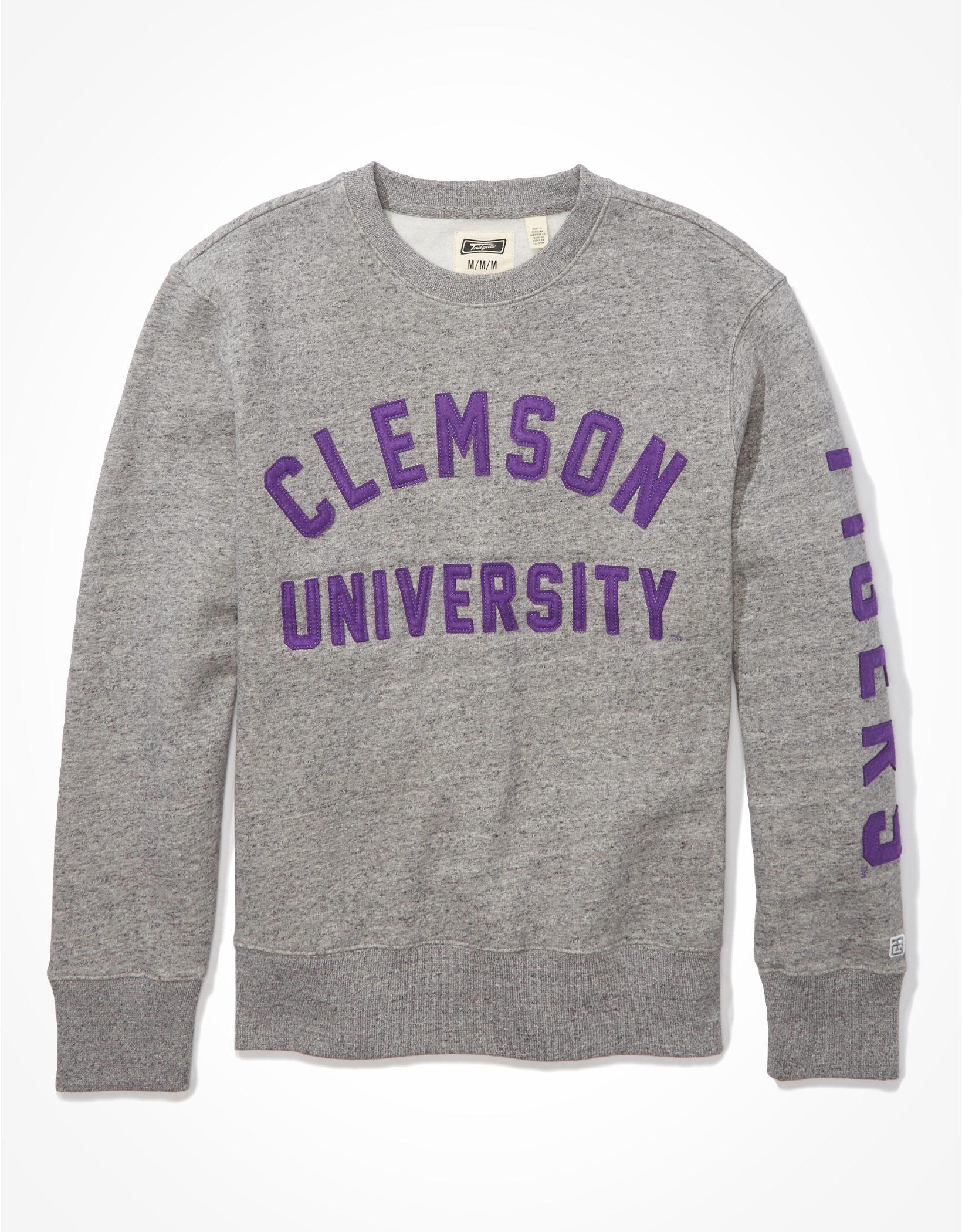 Tailgate Men's Clemson Fleece Sweatshirt