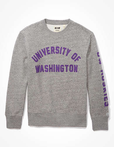 Tailgate Men's Washington Huskies Fleece Sweatshirt