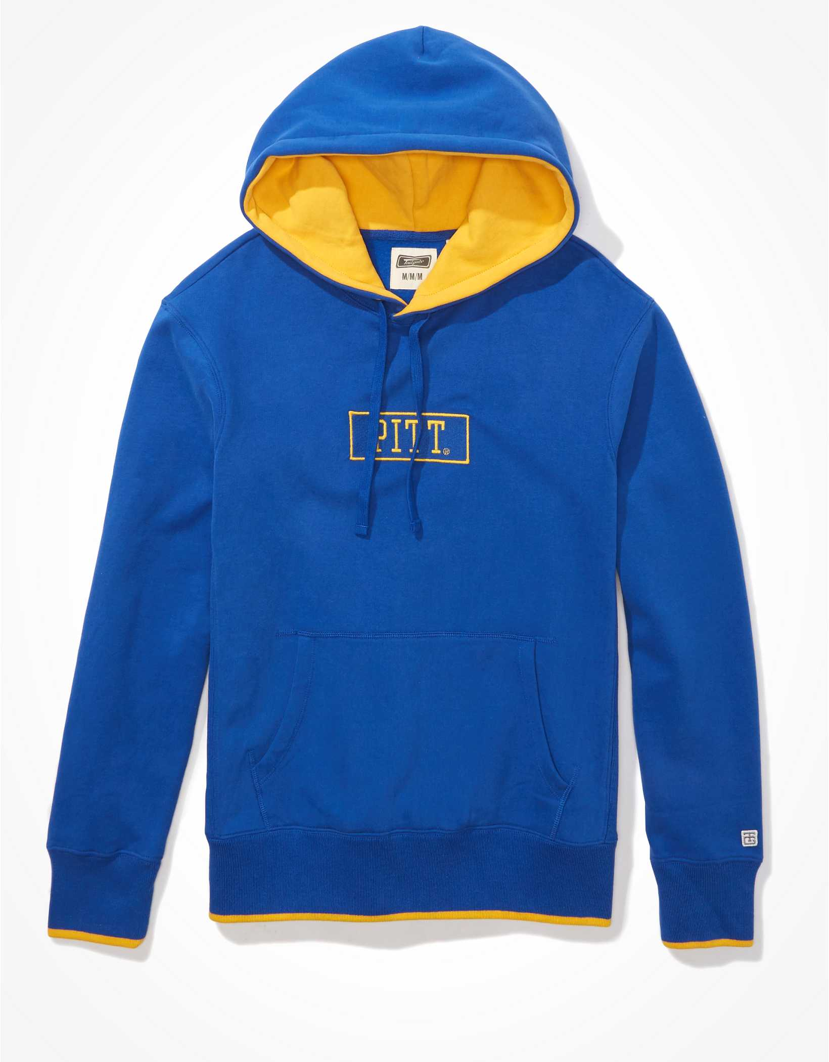 Tailgate Men's Pitt Panthers Tipped Hoodie