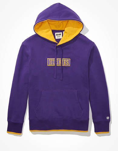 Tailgate Men's Washington Huskies Tipped Hoodie