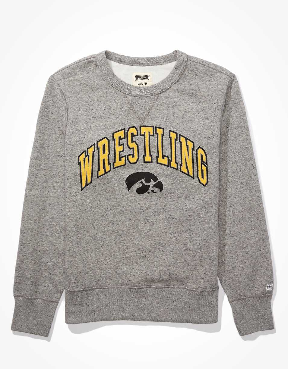 Tailgate Men's Iowa Hawkeyes Wrestling Sweatshirt