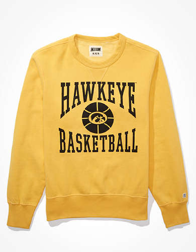 Tailgate Men's Iowa Hawkeyes Basketball Sweatshirt