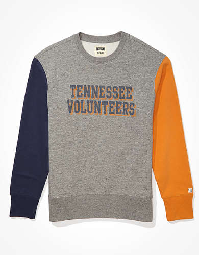 Tailgate Men's Tennessee Vols Colorblock Sweatshirt