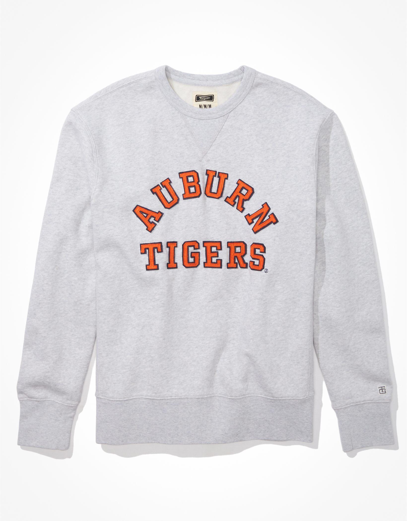 Tailgate Men's Auburn Tigers Fleece Sweatshirt