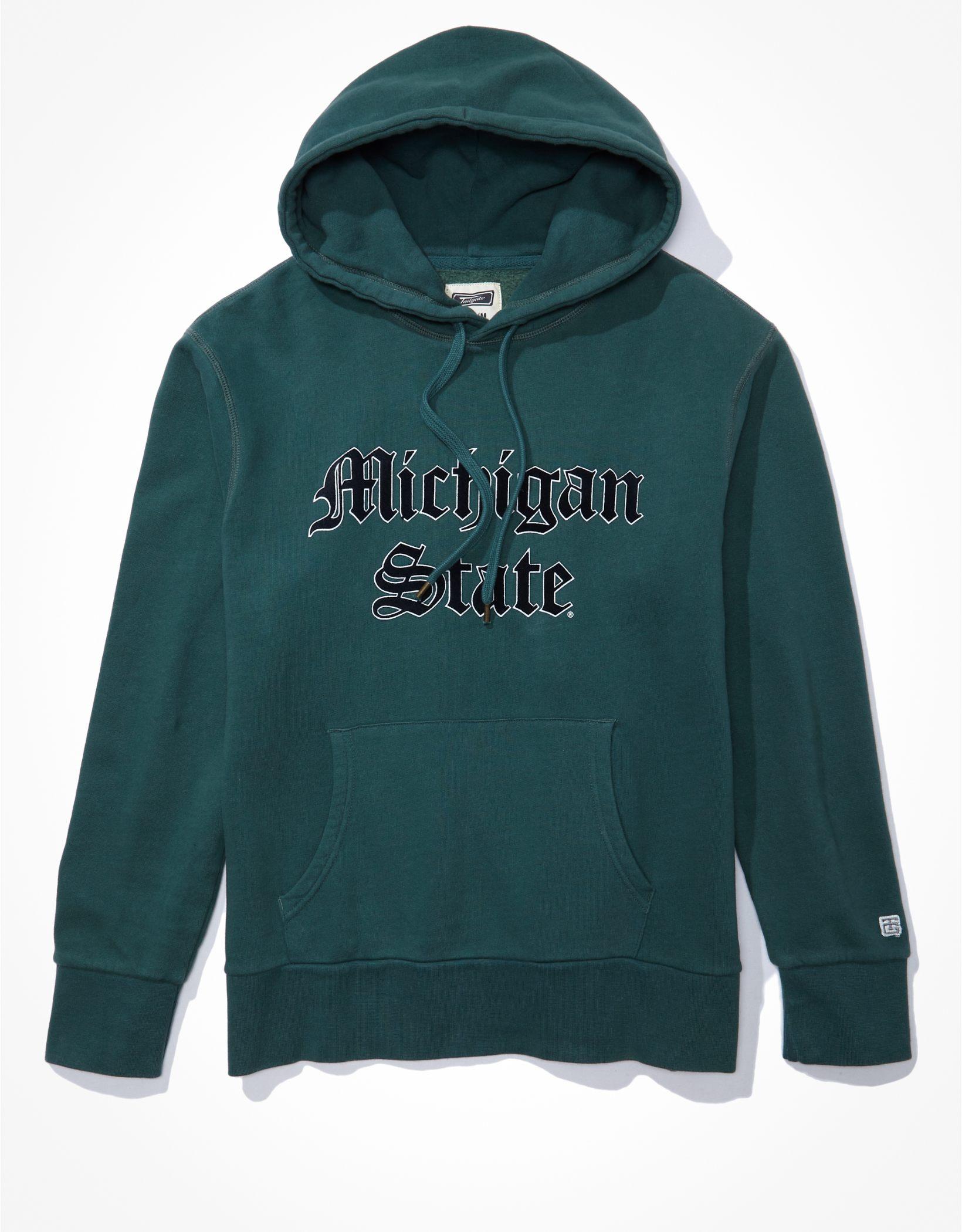 Tailgate Men's Michigan State Spartans Fleece Hoodie