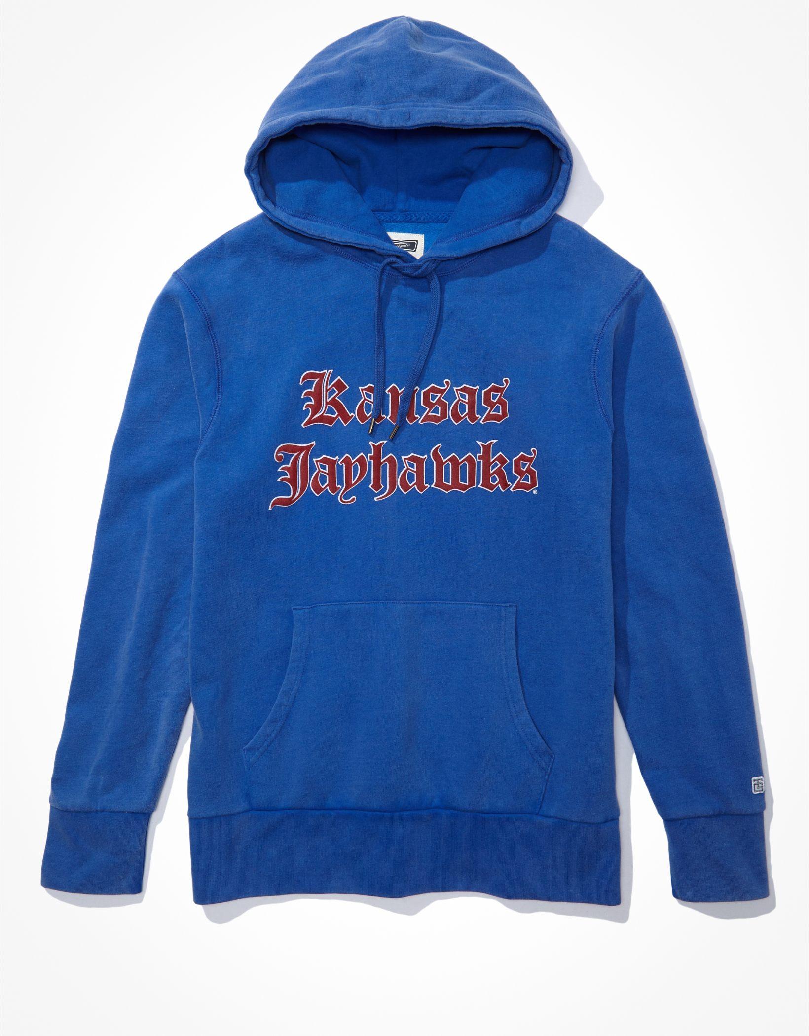Tailgate Men's Kansas Jayhawks Fleece Hoodie