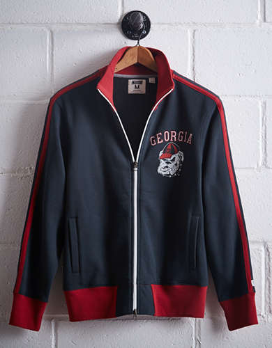 Tailgate Men's Georgia Track Jacket -