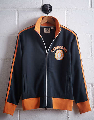 Tailgate Men's Tennessee Track Jacket - Free Returns