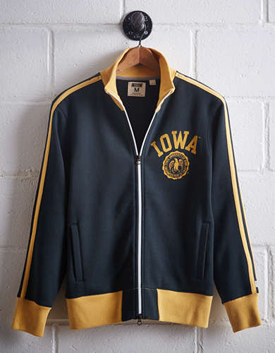 Tailgate Men's Iowa Track Jacket -