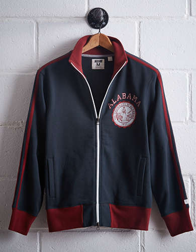 Tailgate Men's Alabama Track Jacket -