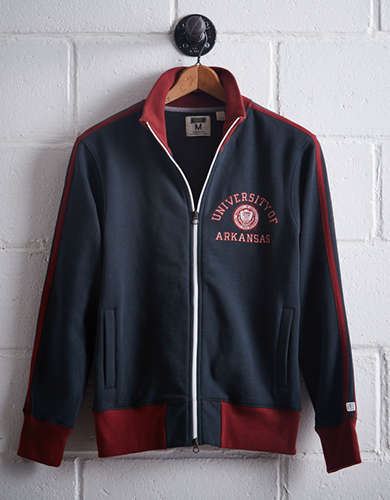 Tailgate Men's Arkansas Track Jacket -