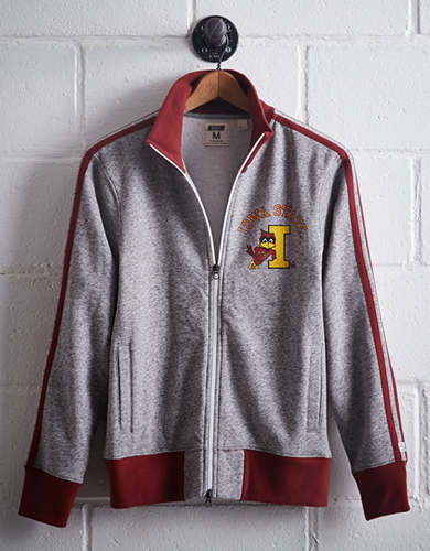 Tailgate Men's Iowa State Track Jacket -