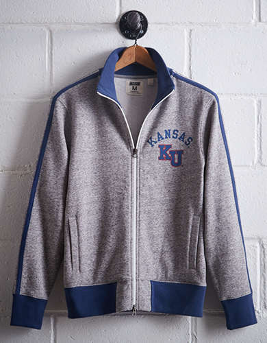 Tailgate Men's Kansas Track Jacket -