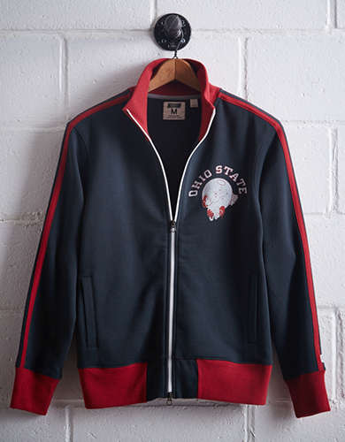 Tailgate Men's Ohio State Track Jacket - Free Returns