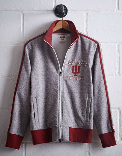 Tailgate Men's Indiana Track Jacket -