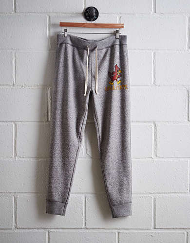 Tailgate Men's Iowa State Slim Fleece Sweatpant -