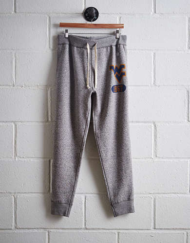 Tailgate Men's WVU Slim Fleece Sweatpant - Free Returns