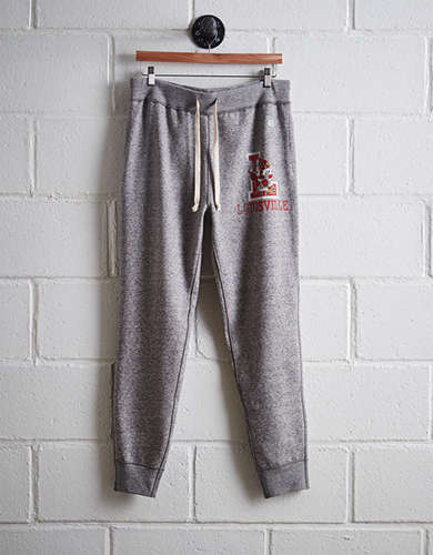 Tailgate Men's Louisville Slim Fleece Sweatpant - Free Returns
