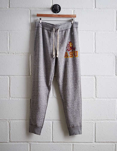 Tailgate Men's Arizona State Slim Fleece Sweatpant - Free Returns