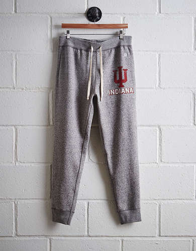 Tailgate Men's Indiana Slim Fleece Sweatpant -