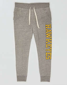 Tailgate Men's Iowa Hawkeyes Fleece Sweatpant
