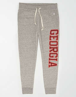 Tailgate Men's Georgia Bulldogs Fleece Sweatpant