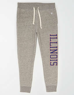 Tailgate Men's Illinois Fighting Illini Fleece Sweatpant